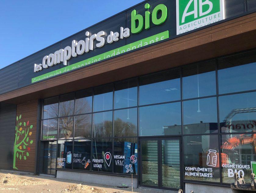 Les Comptoirs De La Bio Ouvrent 3 Magasins Points De Vente